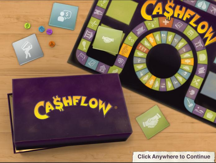 Rich Dad Webgame Cash Flow Quadrant