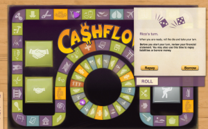 Cash Flow Quadrant: Ingame Screenshot