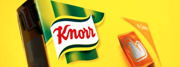 Unilever Knorr Logo - Dividenden-Aristokrat