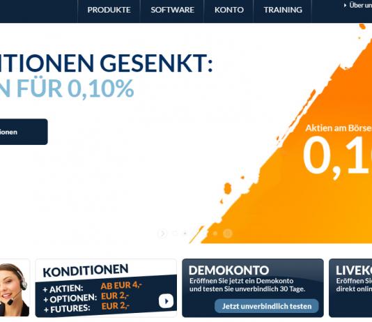 CapTrader Website 2014