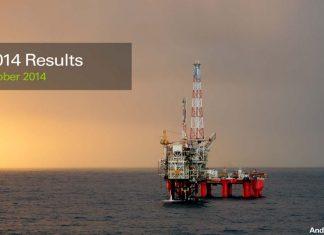 BP Quartalsergebnis Q3 2014