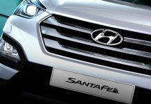 Hyundai Motors New Santa Fe