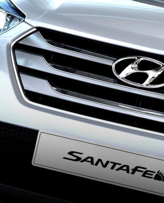 Hyundai Motors New Santa Fe