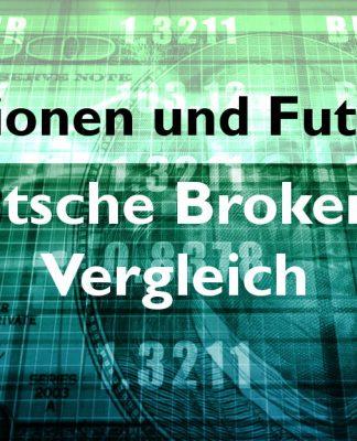 Optionen und Futures: Deutsche Broker im Vergleich