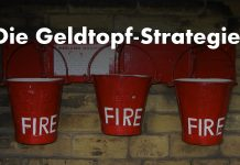 Geldtopf-Strategie