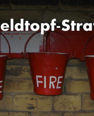 Geldtopf-Strategie