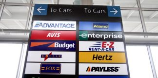 Versicherung für Mietwagen